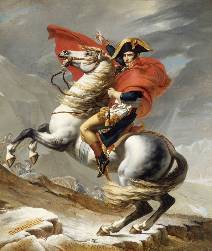 Famous General, Napoleon Bonaparte fulfils promise after almost 200 years.
