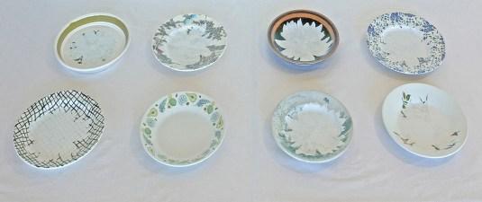 diskar endurvinnsla, ceramic, keramík hönnun