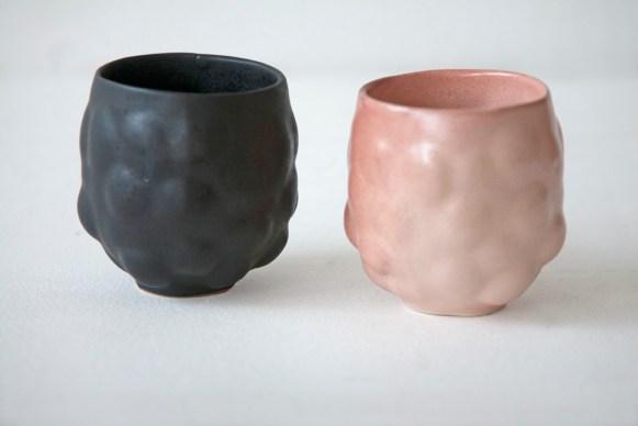 bollar í öll mál, cups, ceramic, keramík hönnun