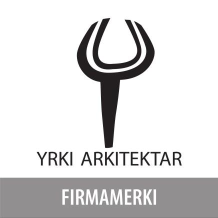 Firmamerki fyrir Yrki arkitekta