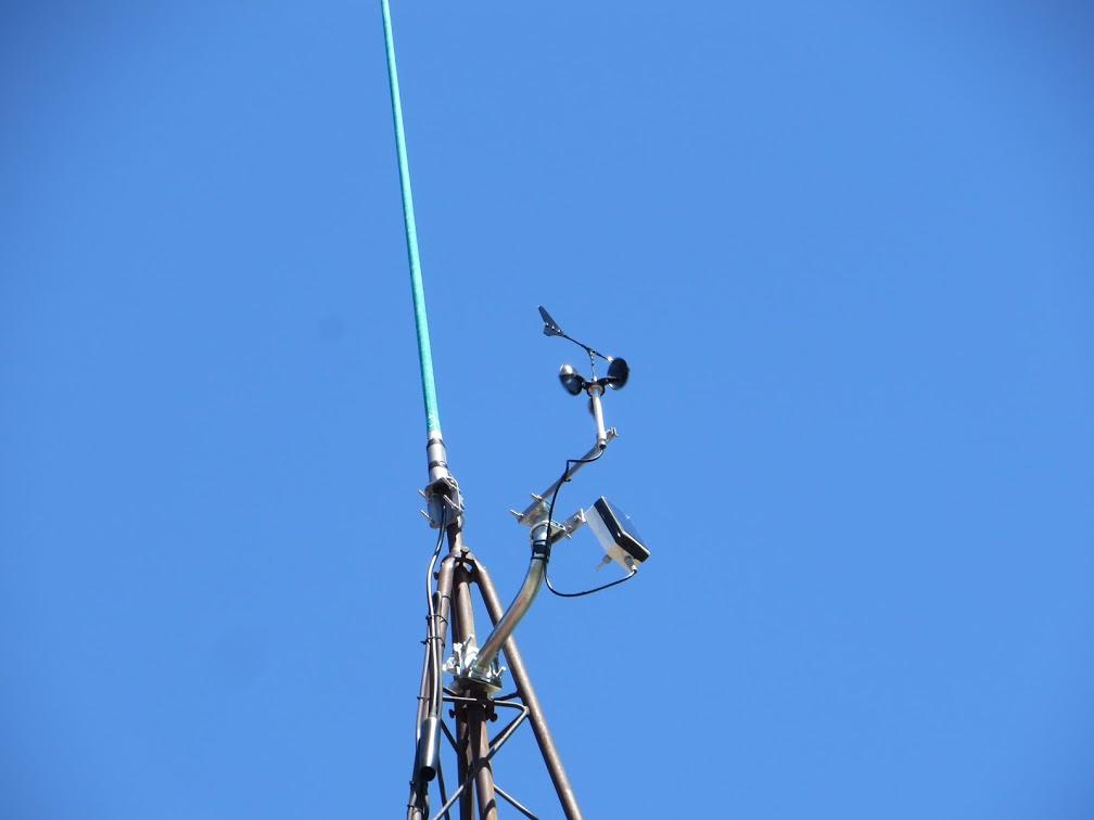 Estación meteo Pico Muelas
