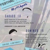 Concentracion de Parapente y Paramotor - Pico Muelas - Boñar 2018