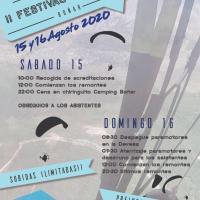 ANULADO - Festival de parapente Boñar 2020