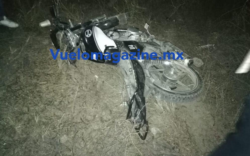 atropellados en moto