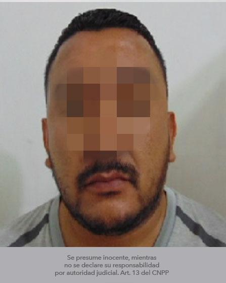 Por probable robo en una empresa sujeto fue detenido en SLP