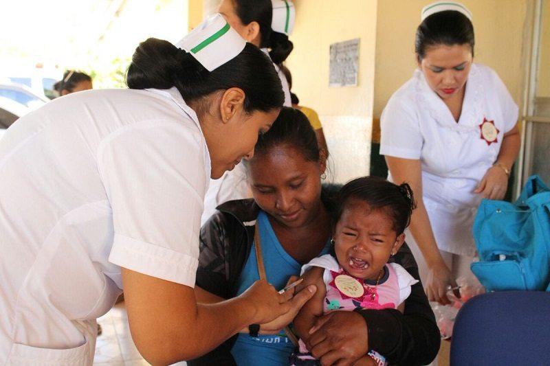 IMSS invita a vacunación contra Sarampión y Rubéola para niñas y niños menores de 9 años