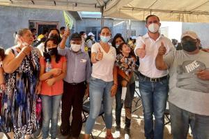 Margarita Hernández Fiscal continúa cosechando apoyo ciudadano para la diputación.