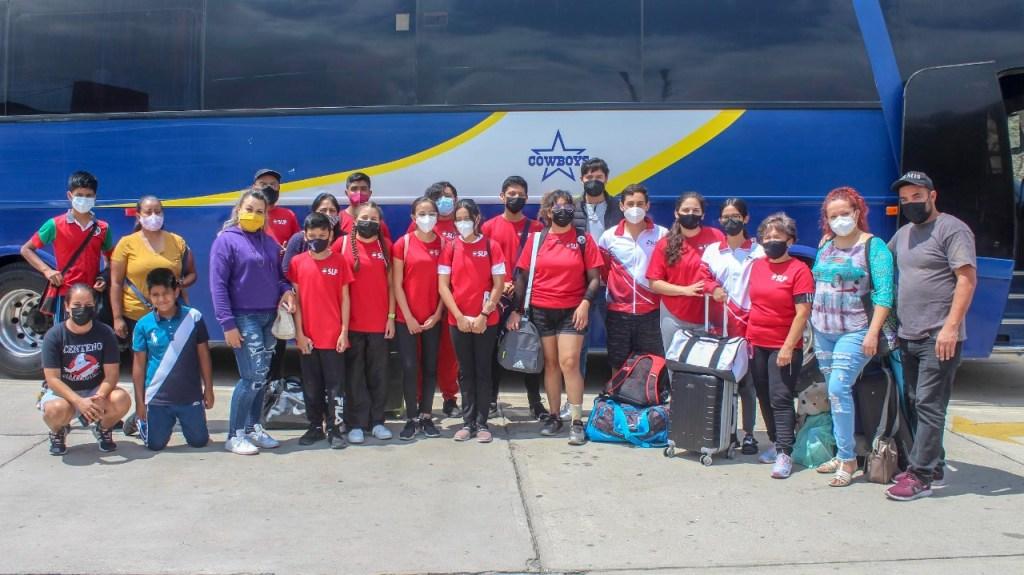 Sumamente emocionados se pudieron ver a los deportistas potosinos por regresar a las fases Regionales. La Selección San Luis Potosí de Tenis de Mesa se encuentra mas que lista para conseguir buenos resultados.