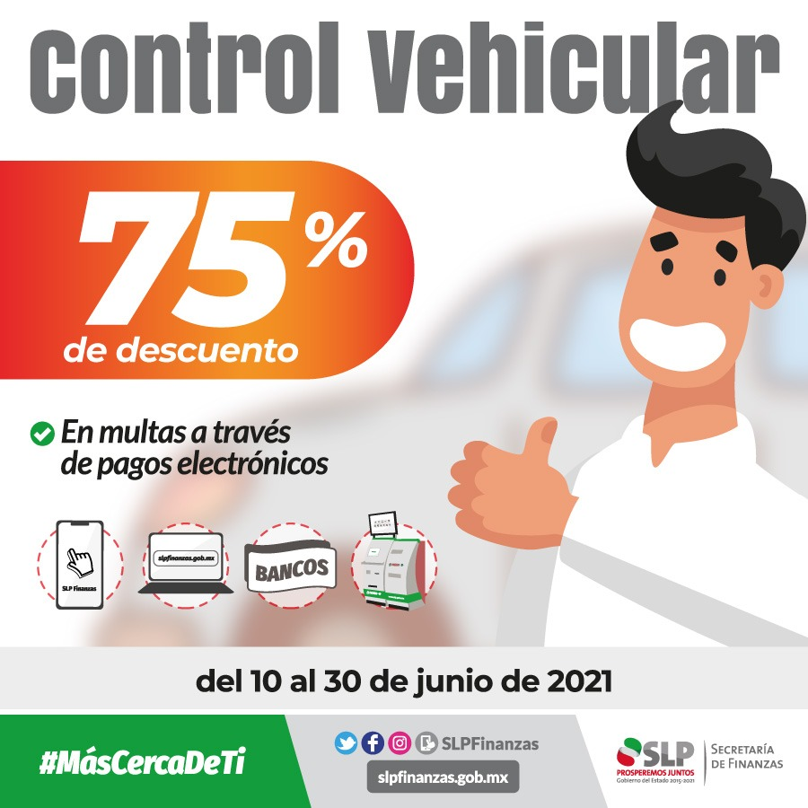 control vehicular