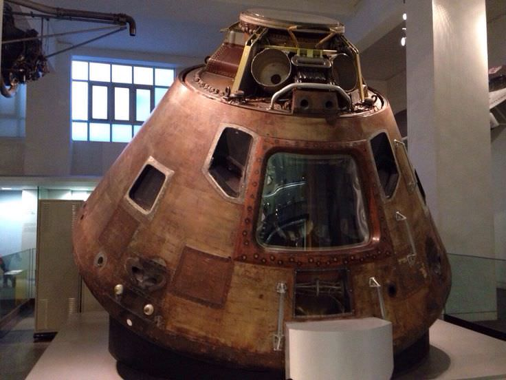 A Research to SPACE EXPLORATION - Science Museum -4