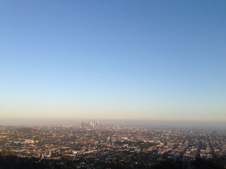 A research to Griffith Observatory-2