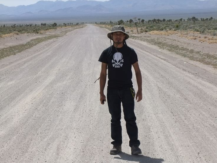 A research trip to AREA51- Nevada-15