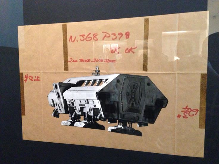 Research to SPACE ODYSSEY exhibition-19
