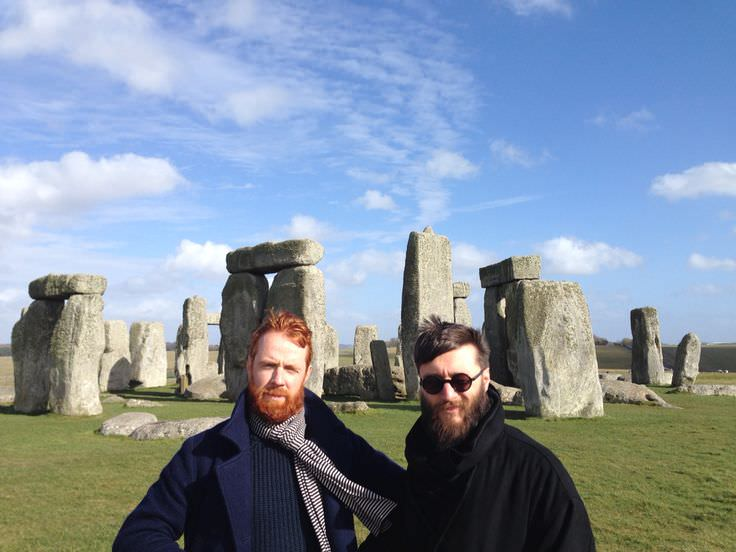 Research to Stonehenge-16