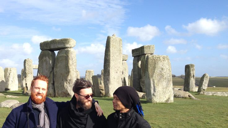 Research to Stonehenge-20