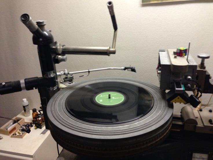 my first LP - a signal -13