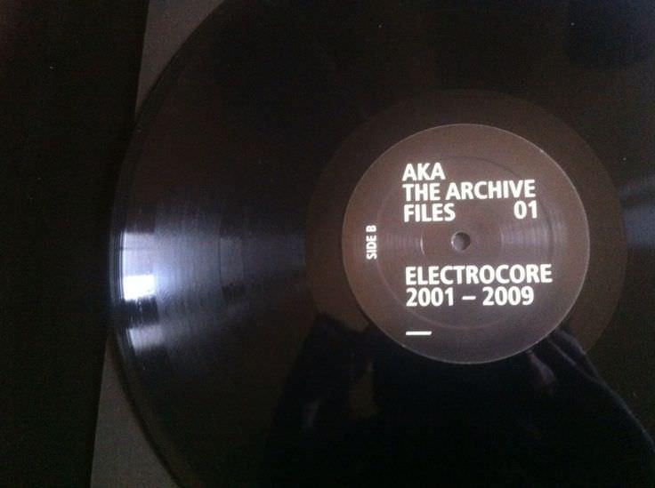 my first LP - a signal -2