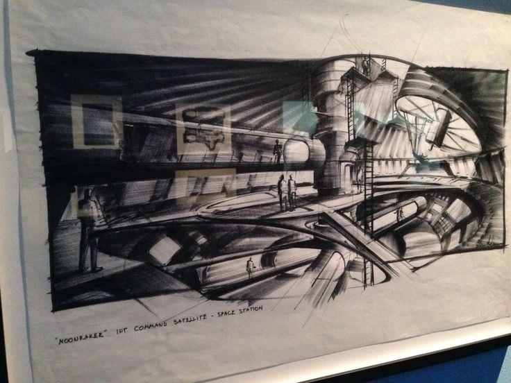 visiting MOONRAKER exhibition-12