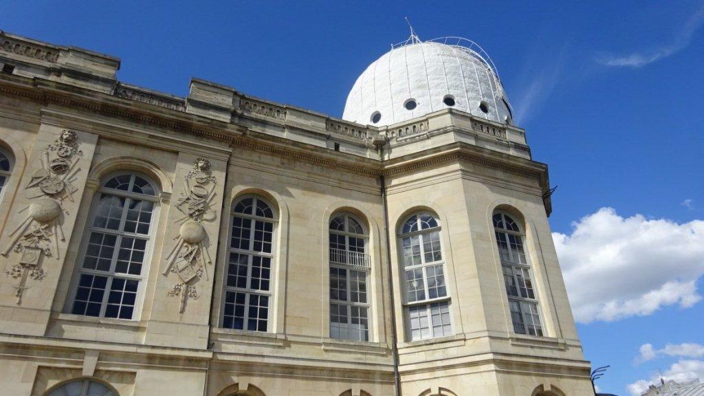 Research Trip to IAP - Institut d'Astrophysique de Paris - 35