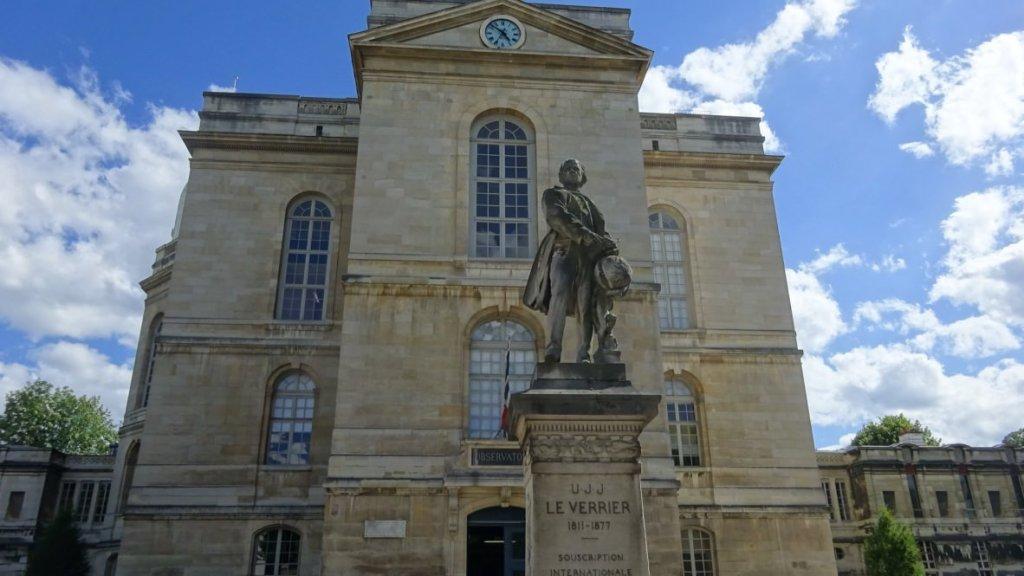 Research Trip to IAP - Institut d'Astrophysique de Paris - 42