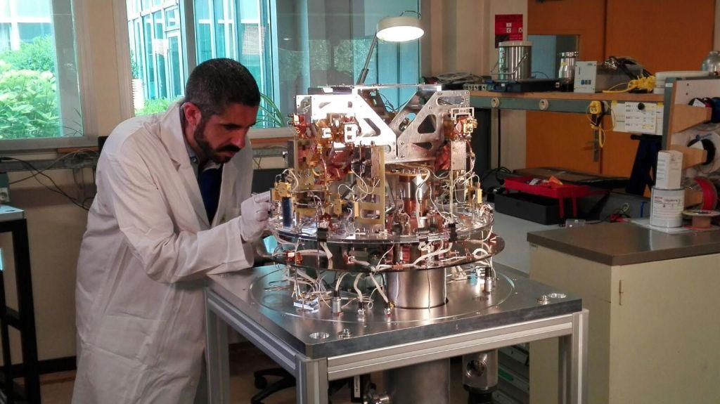 Research to IRAM - Institut de Radioastronomie Millimétrique - 17