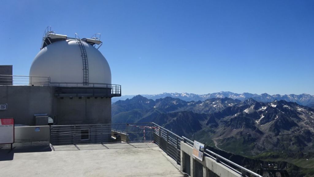 Research to Pic du Midi Observatory 13