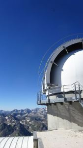 Research to Pic du Midi Observatory 15