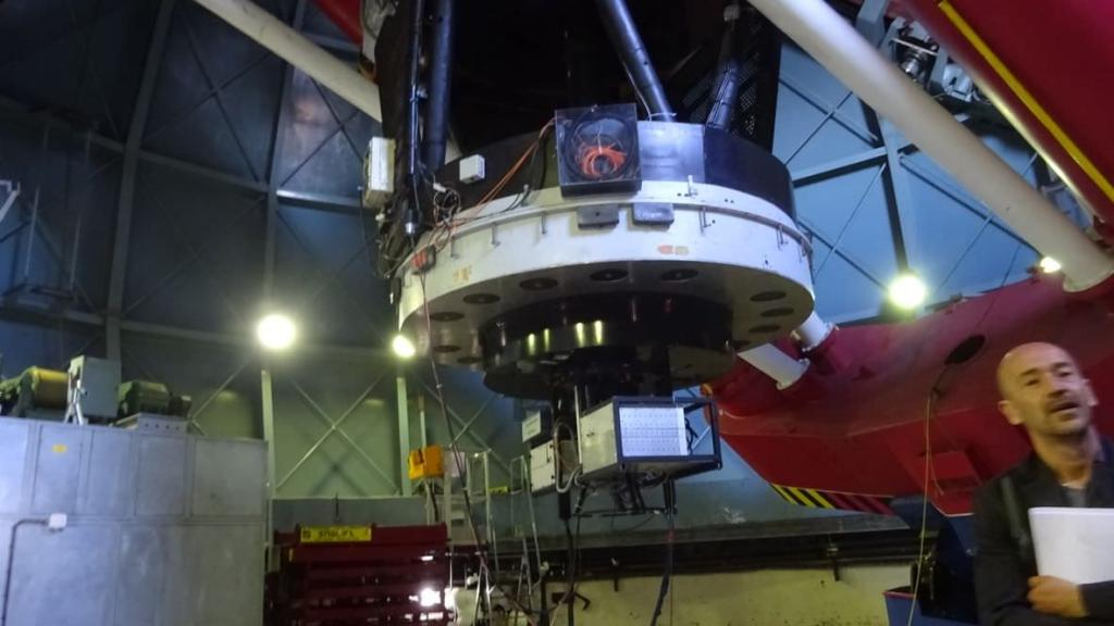 Research to Pic du Midi Observatory 30