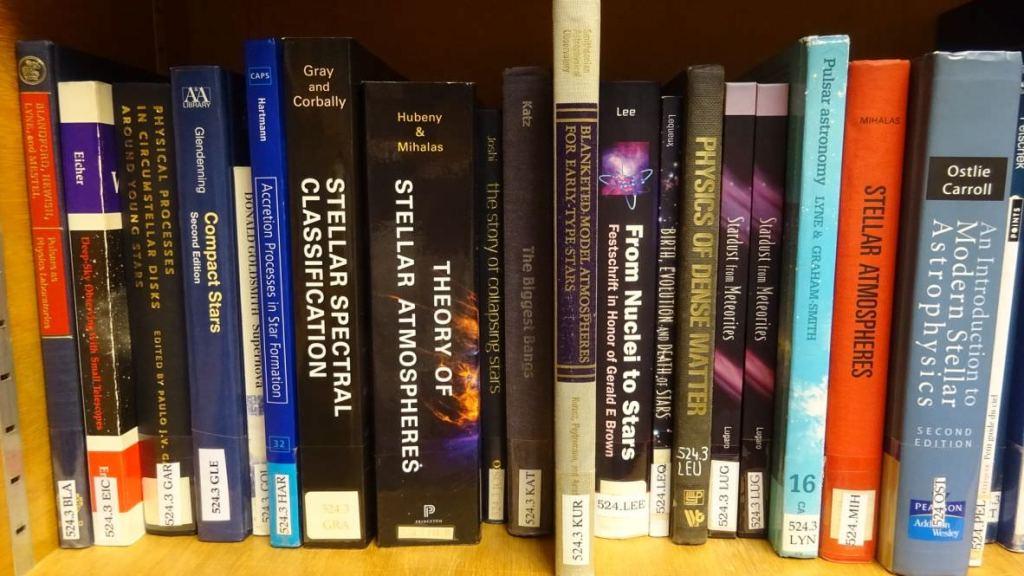 visiting CERN library 17