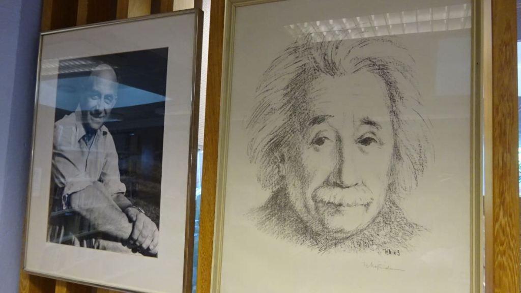 visiting CERN library 3