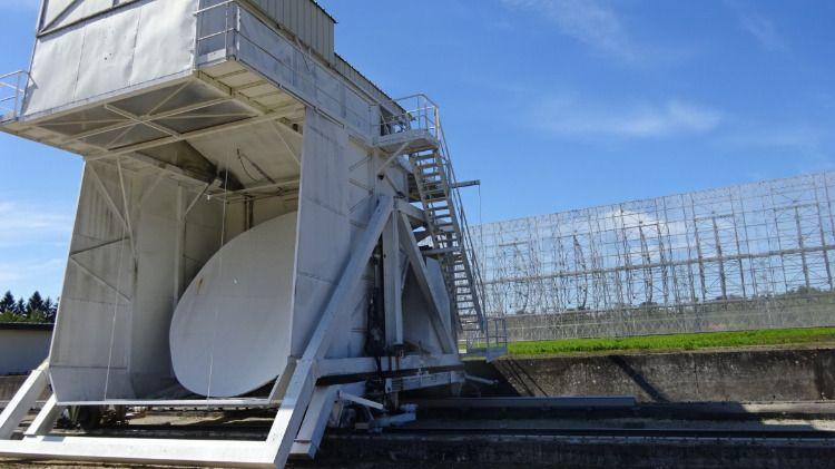 Research to Station de Radio Astronomie de Nançay - 1