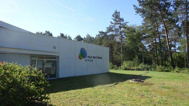 Research to Station de Radio Astronomie de Nançay - 24