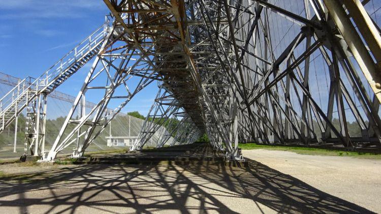 Research to Station de Radio Astronomie de Nançay - 7