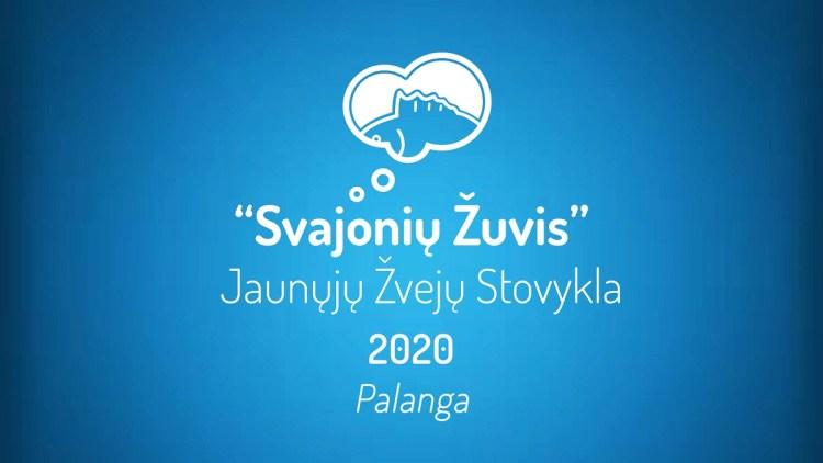 """Prasidėjo registracija į """"Svajonių Žuvis"""" 2020"""