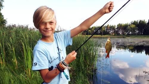 """Zveju Stovykla """"Svajoniu Zuvis"""". Svajonių Žuvis – stovyklos registracija 2021 prasidėjo"""