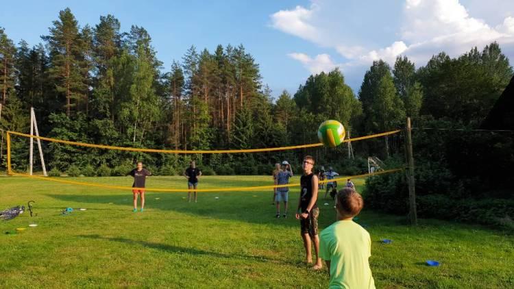 Dalinamės sporto stovyklų akimirkomis
