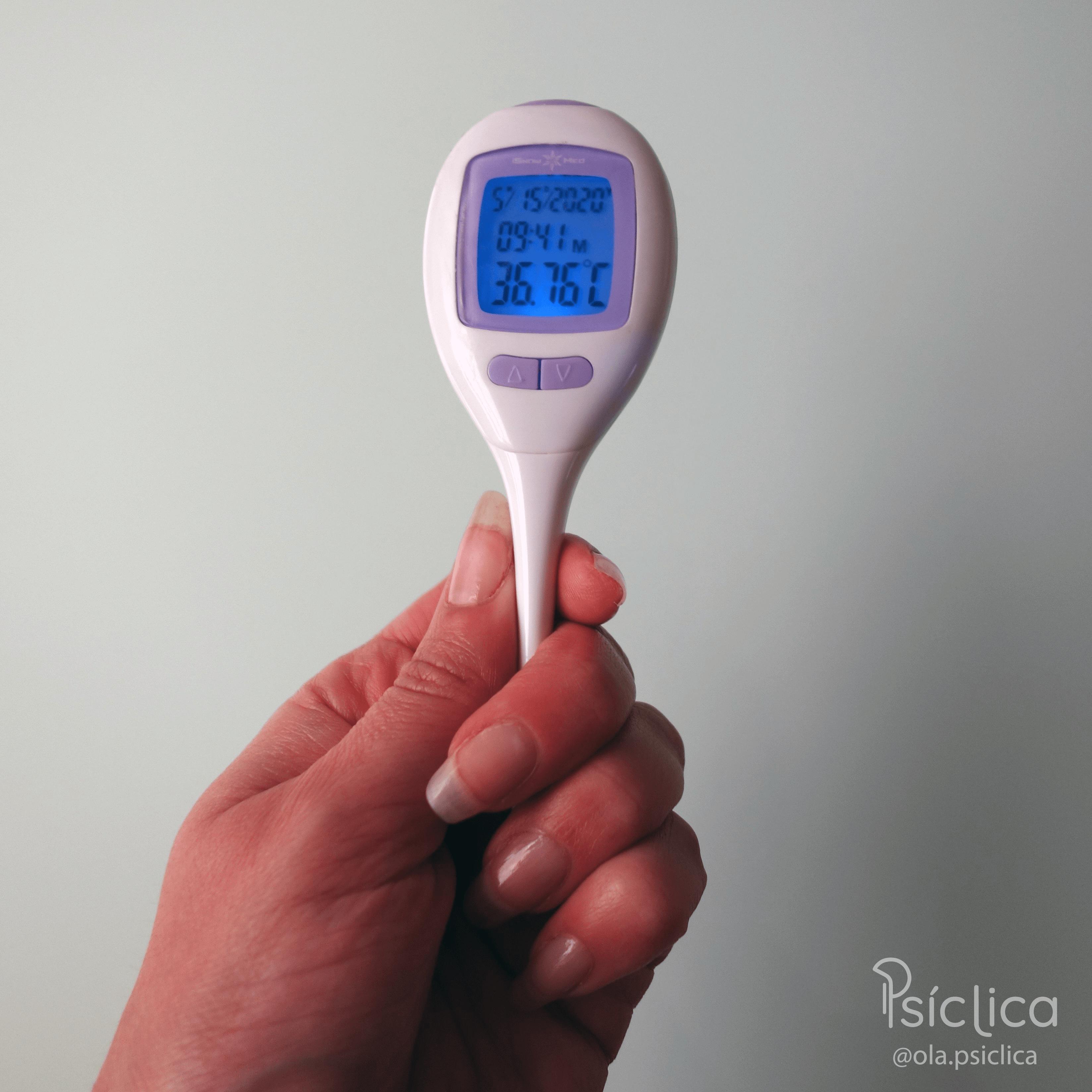 Guía para encontrar tu termómetro basal