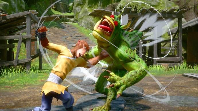 Monkey King: Hero is Back on PS4