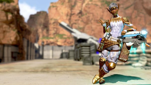 Apex Legends™ — двойной набор Лайфлайн и Бладхаунд на PS4 ...