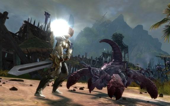 Guild Wars 2 whiptail devourer