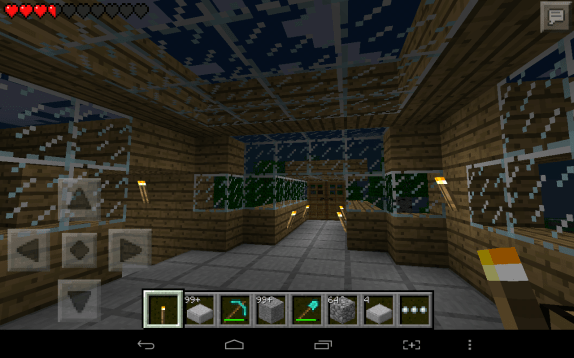 Minecraft Pocket Edition Briley's World