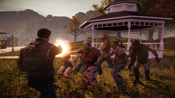 State of Decay fend off those zombies