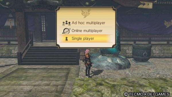 Toukiden Multiplayer Stone