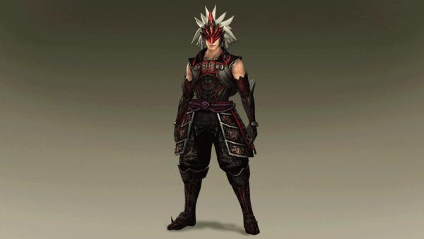 Toukiden DLC 7 male armor