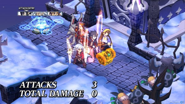 Disgaea 4 chest attack