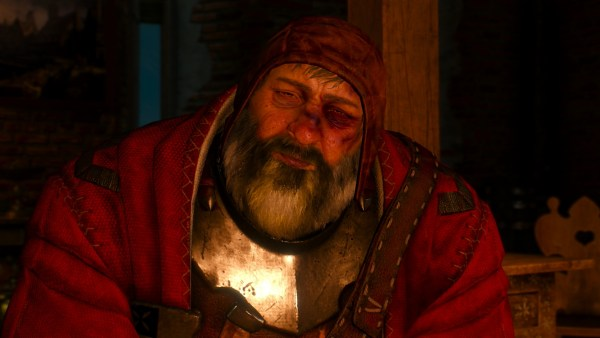 Bloody Baron in The Witcher 3 Wild Hunt