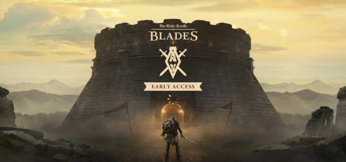 elder scrolls blades loading screen