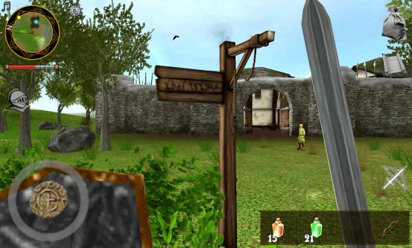 naroth game screenshot