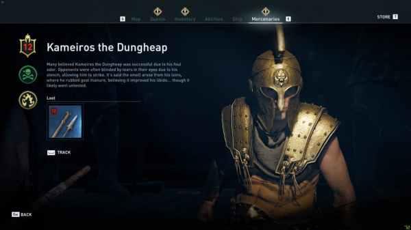 Assassin's Creed Odyssey Mercenary System Guide - VULKK.com