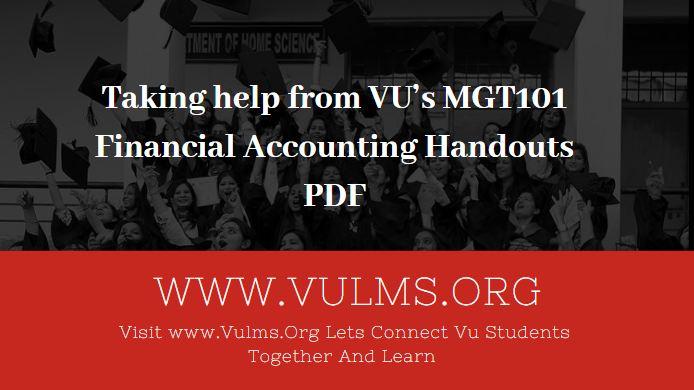 mgt101 handouts pdf